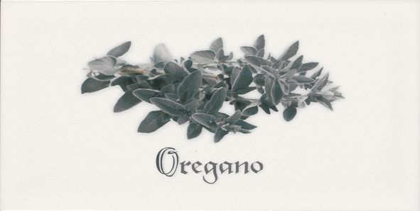 Ape Ceramica Metro Decor Oregano Blanco Декор